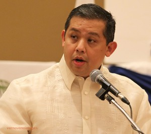 """Romualdez, Philconsa CEO: Congress may not pass law on 'savings' •August 5, 2014 •Written by People's Tonight •Published in Top Stories Leyte first district Rep. Ferdinand Martin G. Romualdez and Manuel M. Lazaro, president and chairman/CEO, respectively, of the Philippine Constitution Association (Philconsa), said Congress may not legally pass a law revising the Supreme Court  constitutional interpretation of what is """"savings"""".        For Congress to pass a law, amending the constitutional interpretation of the Supreme Court of  savings betrays the well-established and deeply rooted doctrine of judicial supremacy as integral part and foundation of the Constitution.        Lazaro said that Chief Justice John Marshall planted the seed of judicial supremacy in Marbury v. Madison when he wrote, """"It is emphatically the province and duty of the judicial department to stay what the law is.""""            """"Savings"""" is a term in the Constitution. Its meaning, penumbras and emanations  may only be interpreted authoritatively by the Supreme Court.          Romualdez and Lazaro said that constitutional interpretation of any provisions of the Constitution or any law within the context or environment of the Constitution becomes an integral part of the Constitution. Thus, the judicial interpretation or definition of the Supreme Court of the terms such as 'due process o flaw', 'equal protection of the laws', 'unreasonable searches and seizures', 'cruel punishment' cannot be revised or modified by a law.  They cannot be overturned by legislation.  Constitutional  interpretation of the Constitution and laws can only be amended or revised by a constitutional revision or amendment or by judicial decree.        The plan of certain sectors for Congress to revise the definition of 'savings' contrary to the Supreme Court constitutional interpretation, violates the Constitution and therefore void."""